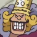 Rey de Standing portrait