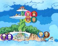 Ruines Shandora Anime