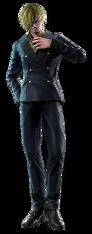 Sanji Jump Force