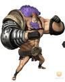 Burgess Pirate Warriors 3