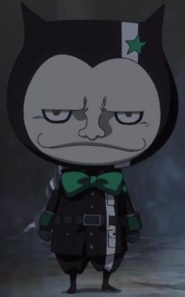 Mr. Tanaka Anime Infobox