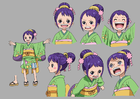 Tama Anime Concept Art