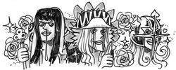 Alti ufficiali modellati da Sanji