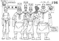 G-8 Cooks Concept Art
