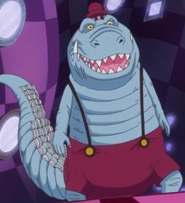 Noble Croc Anime Infobox