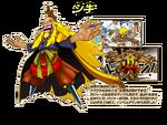 Shiki en Super Grand Battle! X