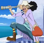 Usopp Épisode de Luffy