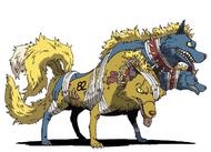 Cerberus en el anime