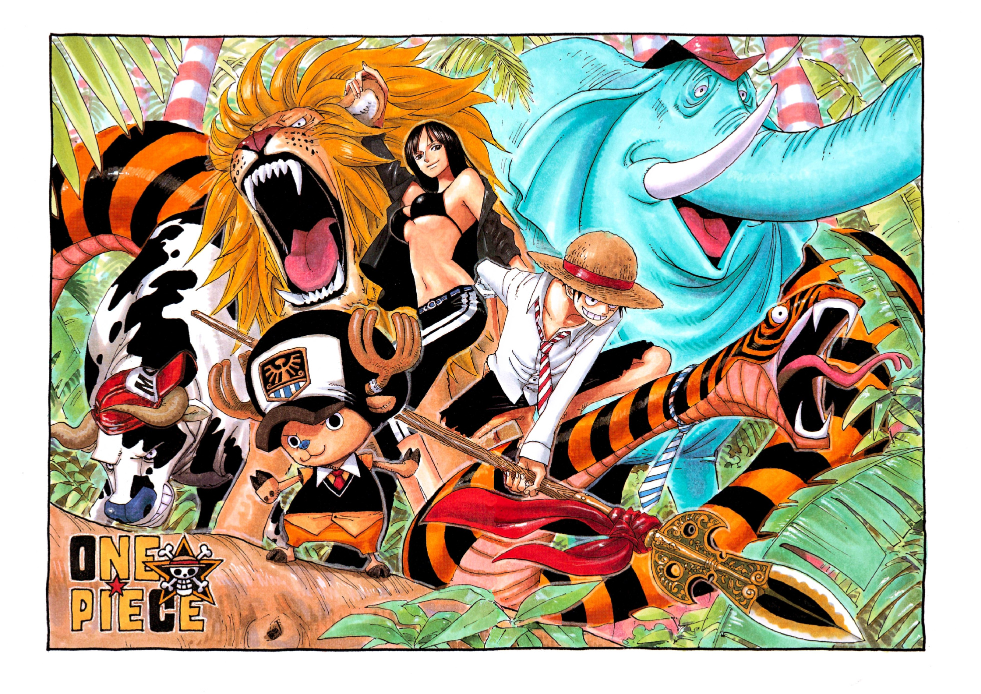 Chapter 431 | One Piece Wiki | FANDOM powered by Wikia