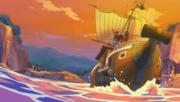 Naguri barco