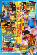 One Piece Pirate Warriors 3 scan 3