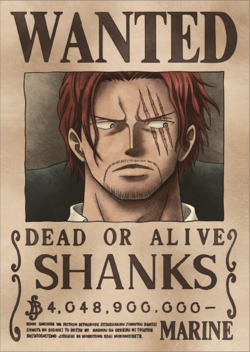 Shanks taglia