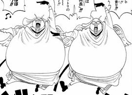 Hotori and Kotori Manga Infobox