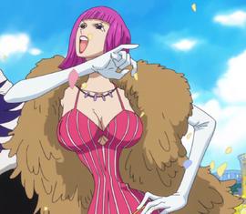 Kinderella Anime Pre Timeskip Infobox
