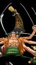 One Piece Swordsman Kaku