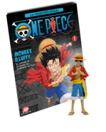 Salvat Monkey D. Luffy Figure Release