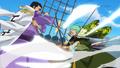 Wake Up! Zoro vs Fujitora