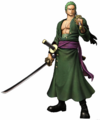 Zoro Pirate Warriors 3
