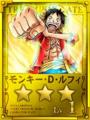 Carta Placa Oro