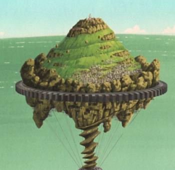 Ilha Clockwork