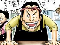 Gyoru Digital Colored Manga