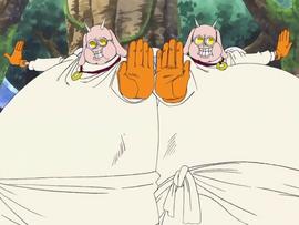 Hotori and Kotori Anime Infobox