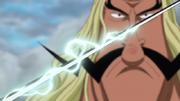 Makugai's electric sword
