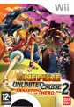 One Piece Unlimited Cruise cover