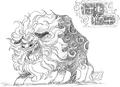 Shogun Jishi Concept Art