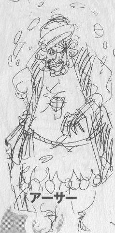 Arthur Manga Infobox