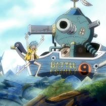 Battle Franky 9