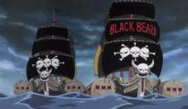 Flotas de Barbanegra