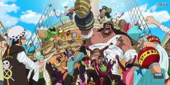 Grande Frota dos Chapéus de Palha Festa