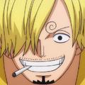 Sanji Post Timeskip Anime Portrait