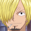 Sanji Post Timeskip Anime Portrait