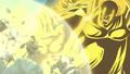 Sengoku attaque l'équipage de Barbe Noire