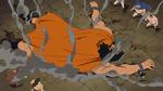 Spartan vaincu sans difficulté par Luffy