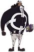 Bartholomew Kuma Anime Concept Art