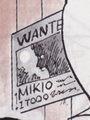 Mikio Itoo Avis de Recherche Chapitre 1