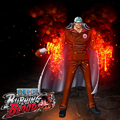 One Piece Burning Blood Sakazuki