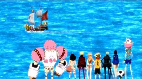 One Piece Episode of Merry Ending Memories