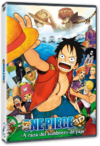 One Piece Movie 3D DVD Spain