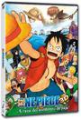 One Piece Movie 3D DVD Spain