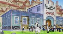 Second Galley-La Headquarters