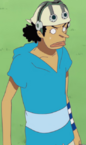 Usopp's First Episode of Chopper Outfit