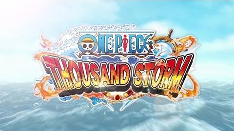NeoGirl/ One Piece Thousand Storm ya disponible en Europa y Norteamérica