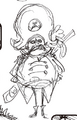 Charlotte Nusstorte Manga Concept Art