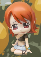Chibi-Arts One Piece figurines Nami