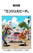 Coloreado Digital del Capítulo 239