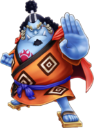 Jinbe Summit War Thousand Storm